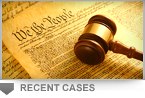 The Chiurazzi Law Group – Recent cases